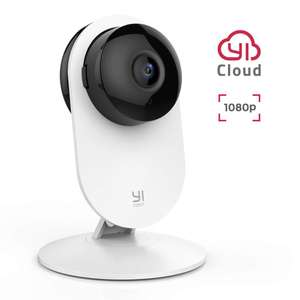 Amazon Xiamoi YI Home Camera 1080p FHD Wireless Wifi Camera Security IP Camera £20.99 @ Sold by Seeverything UK and Fulfilled by Amazon.