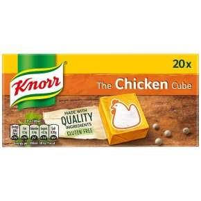 Knorr The Chicken Cube 20s 200g - £2 @ Waitrose