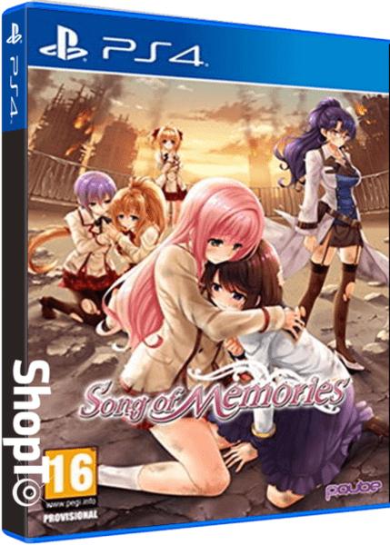 Song of Memories / Kotodama : The 7 Mysteries of Fujisawa PS4 £7.85 @ Shopto