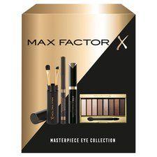 Max Factor Masterpiece Eye Collection Gift Set - £12.50 @ Tesco