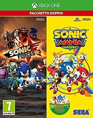 Sonic Double Pack - Xbox One £21.99 @ Amazon Italy