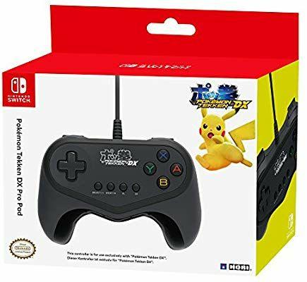Pokemon Tekken Tournament DX Pro Controller [Nintendo Switch] - £16.40 @ Amazon Germany