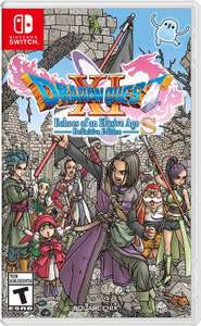 Dragon Quest XI S: Echoes of an Elusive Age - Definitive Ed (Switch) BRAND NEW £37.56 @ thegamecollectionoutlet eBay