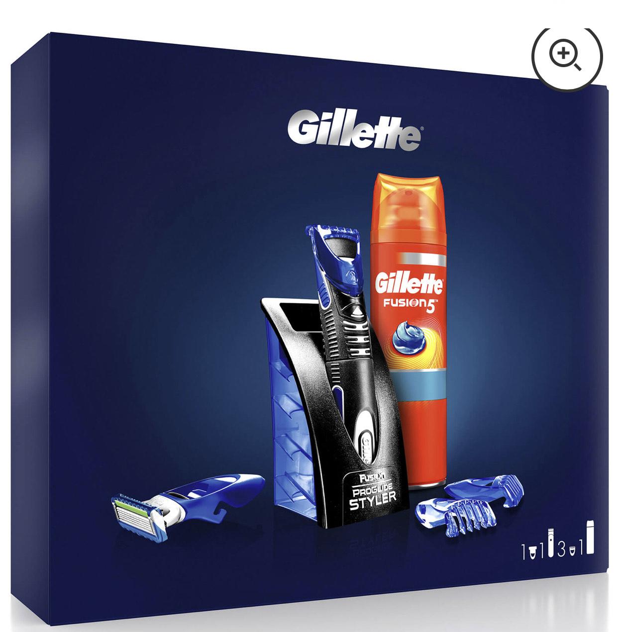 Gillette All Purpose Styler £14.06 Includes free Movember Comb @ Gillette