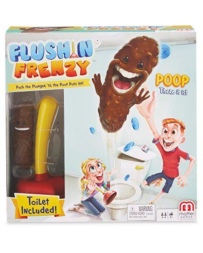 Flushing Frenzy Mattel Board Game £14.99 @ Aldi