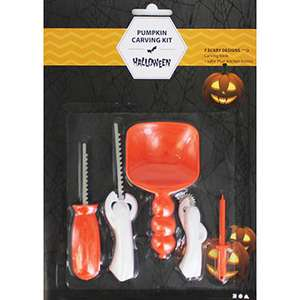 Pumpkin Carving Kits Reduced to 10p Instore @ Asda (Newcastle)