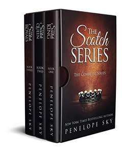 The Scotch Series Boxset: Contemporary Dark Romance, FREE both Kindle and Audible @ Amazon