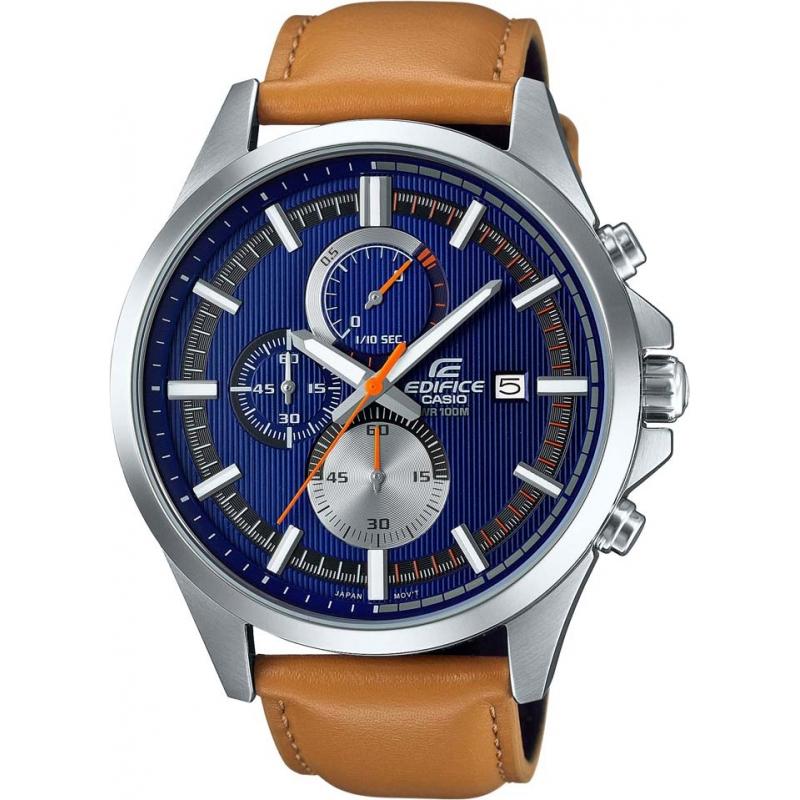 Casio Mens Exclusive Edifice Watch EFV-520L-2AVUEF £62 @ Watches 2 U
