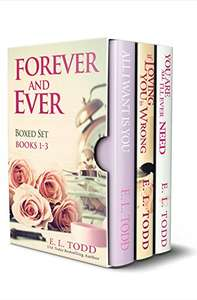 Forever and Ever Boxed Set: Books 1-3 Free @ Amazon Kindle