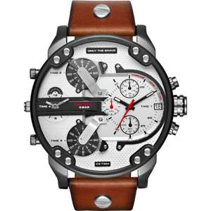 Diesel Mens Mr Daddy 2.0 Watch DZ7394 £165 @ @ Watches 2 U