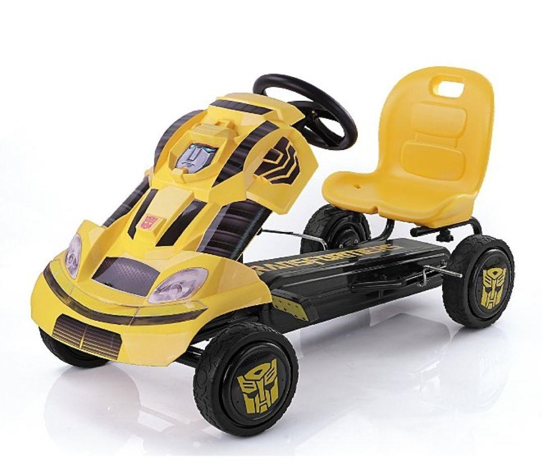 Transformers Bumblebee Go Kart £90 (+£2.95 delivery) @ George (Asda)