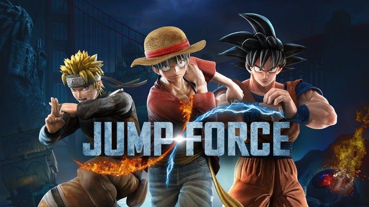 Jump Force PC £11.69 @ Fanatical