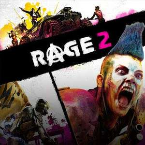 RAGE 2 1 CONTENT DROP FOR PC, PS4, OR XBOX ONE. (FREE)