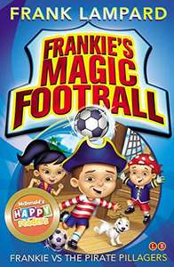 Frankie's Magic Football - Frankie vs The Pirate Pillagers: MCD Happy Meal Edition by Frank Lampard, FREE both Kindle and Audible @ Amazon
