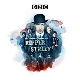 Ripper Street, Series 1 to 5 The Complete Collection £9.99 on iTunes