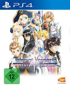 Tales of Vesperia: Definitive Edition (PS4) £11.68 Delivered @ Amazon.de