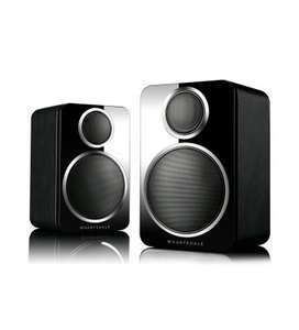 Wharfedale DX-2 Satellite Speakers black/white - £89 delivered from HomeAVDirect