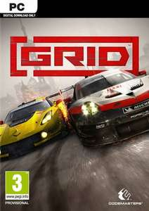 [Steam] GRID + DLC PC - £16.99 @ CDKeys