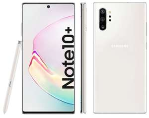 Samsung Galaxy Note 10+ 12GB/256GB Dual Sim - Aura White - £670.99 @ eGlobal Central