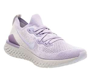 Nike Epic React Flyknit 2 Trainers £65 sizes 3.5 up to 6 @ Offspring