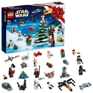 20% off Star Wars, Marvel Avengers and Frozen Toys - Includes Lego (no minimum spend) @ Argos e.g LEGO Star Wars Advent Calendar £16