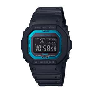 Casio Sport Watch GW-B5600-2ER G Shock square Bluetooth £68.29 @ Amazon