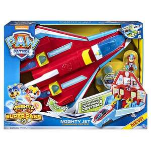 Paw Patrol Mighty Pups Jet Command Center £35 @ Amazon