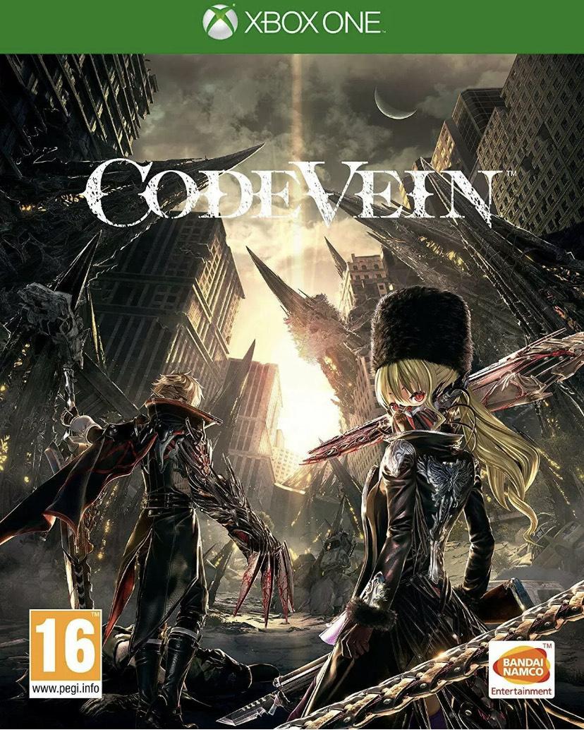 Code Vein [Xbox One] - Used from boomerangrentals on eBay : £26.99