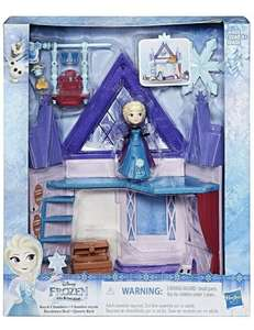 Disney Frozen Little Kingdom Royal Chamber Play set £14.66 @ The Entertainer (In-store & Click & Collect)