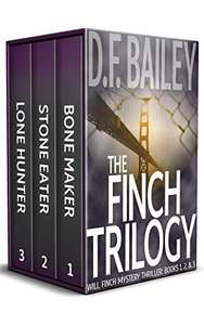 Crime Thrillers Box set - D. F. Bailey - The Finch Trilogy (Books 1, 2 & 3) Kindle Edition - Free Download @ Amazon