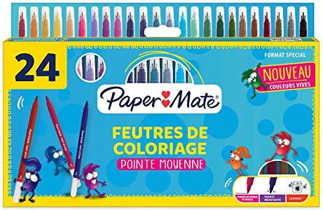 PaperMate 24 Felt Tip Pens - £1.99 Instore @ Home Bargains (Loughborough)