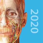 Human Anatomy Atlas 2020: Complete 3D Human Body 89p @ Google Play Store 96% off.. ..also Muscle Premium & Physiology