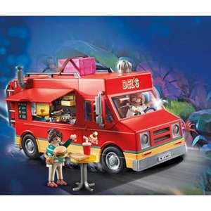 Playmobil: The Move - Del's Food Truck £26.99 delivered @ Amazon
