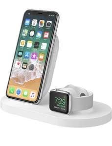 Belkin Boost Up Wireless Charging Dock for iPhone - £99.99 @ Amazon