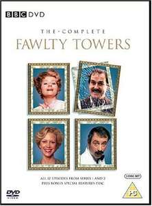 Fawlty Towers (All 12 Episodes DVD PreOwned) - £2.99 Delivered @ World of Books