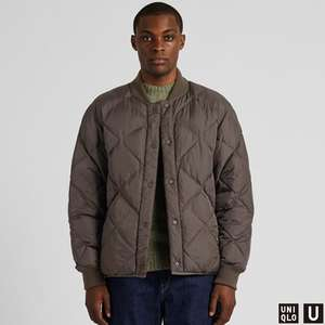 Men Reversible Jacket for £29.90 at Uniqlo