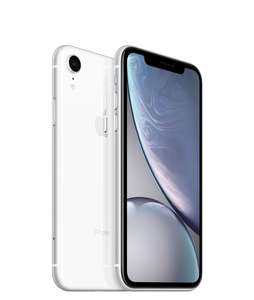 iPhone XR O2 120GB data £45pm – Total £1080 (£696 after cashback by redemption) on O2 @ Mobile Phones Direct