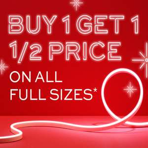 Elemis - Buy one full sized product get one half price and free standard delivery
