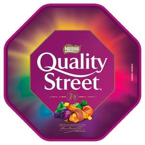 Quality Street Tub 650g - £3.50 at Tesco