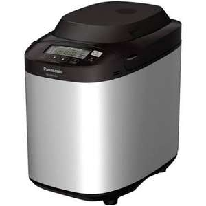 Panasonic SD-ZB2502BXC Bread Maker with 27 programmes - Stainless Steel / Black £120 AO/com