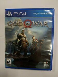 God of War PS4 USED (U.S copy Bundle) £11.55@Evergameuk ebay