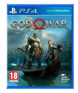 God of War PS4 USED (U.S copy Bundle) £11.55 @ Evergameuk ebay
