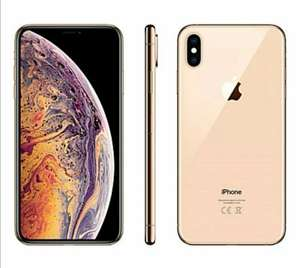 Refurbished Good Apple IPhone XS Max 64GB From £479.99 (Vodafone) - £514.99 (Unlocked) | Very Good £499.99 (Vodafone) @ XS Items Ebay