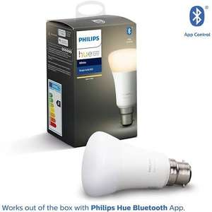 Robert Dyas - Selected Philips Hue Bulbs and accessories now from £7.49 - free Click and Collect at Robert Dyas and Ryman Stores