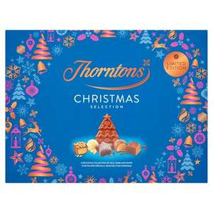 Thorntons Seasonal Box 418G - £5 @ Tesco