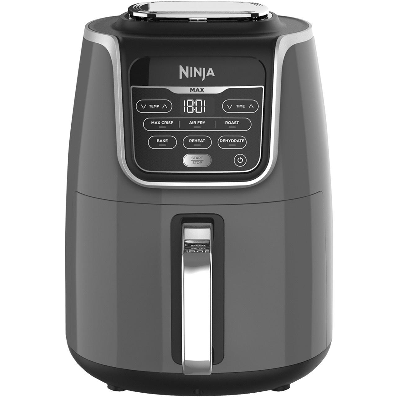 Ninja Air Fryer Max AF160UK Fryer - Black £99 ao.com
