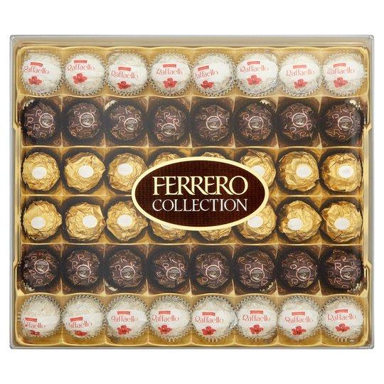 Ferrero Collection (48 Pieces) @ Tesco - £10