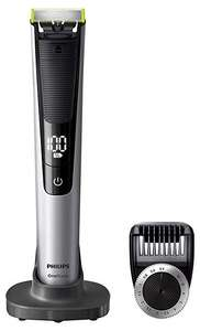 Philips OneBlade Pro Hybrid Trimmer & Shaver with 14-Length Comb (UK 2-Pin Bathroom Plug) - QP6520/30 - £49.99 @ Amazon
