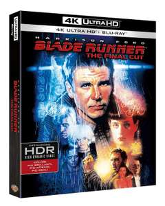 Blade Runner 4K Blu-ray - £14.11 delivered with fee free card - Sold by RedStone-it and Fulfilled by Amazon