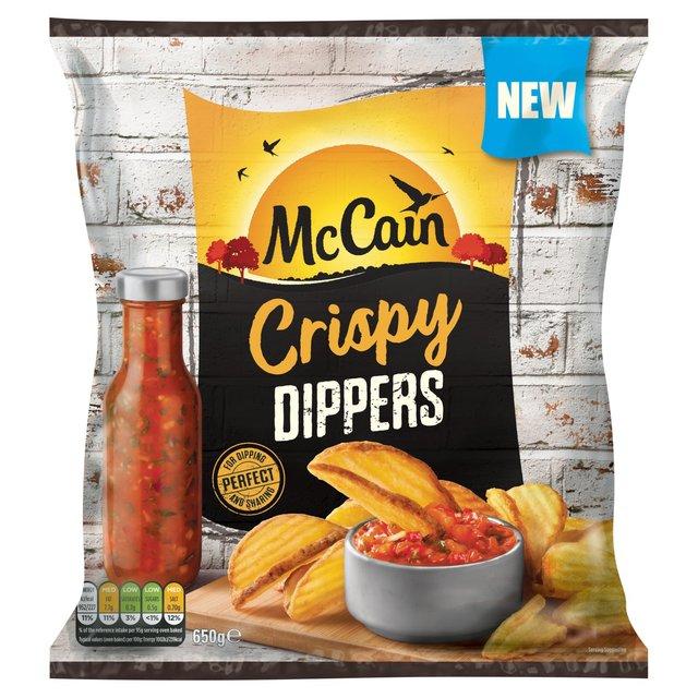 McCain Crispy Dippers £1 seen in Farmfoods